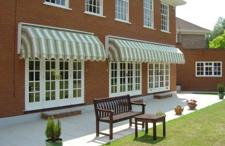 Dutch canopies, Jayem Blinds in Bournemouth